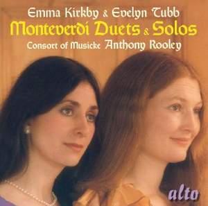 Monteverdi Duets & Solos