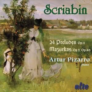 Artur Pizarro plays Scriabin