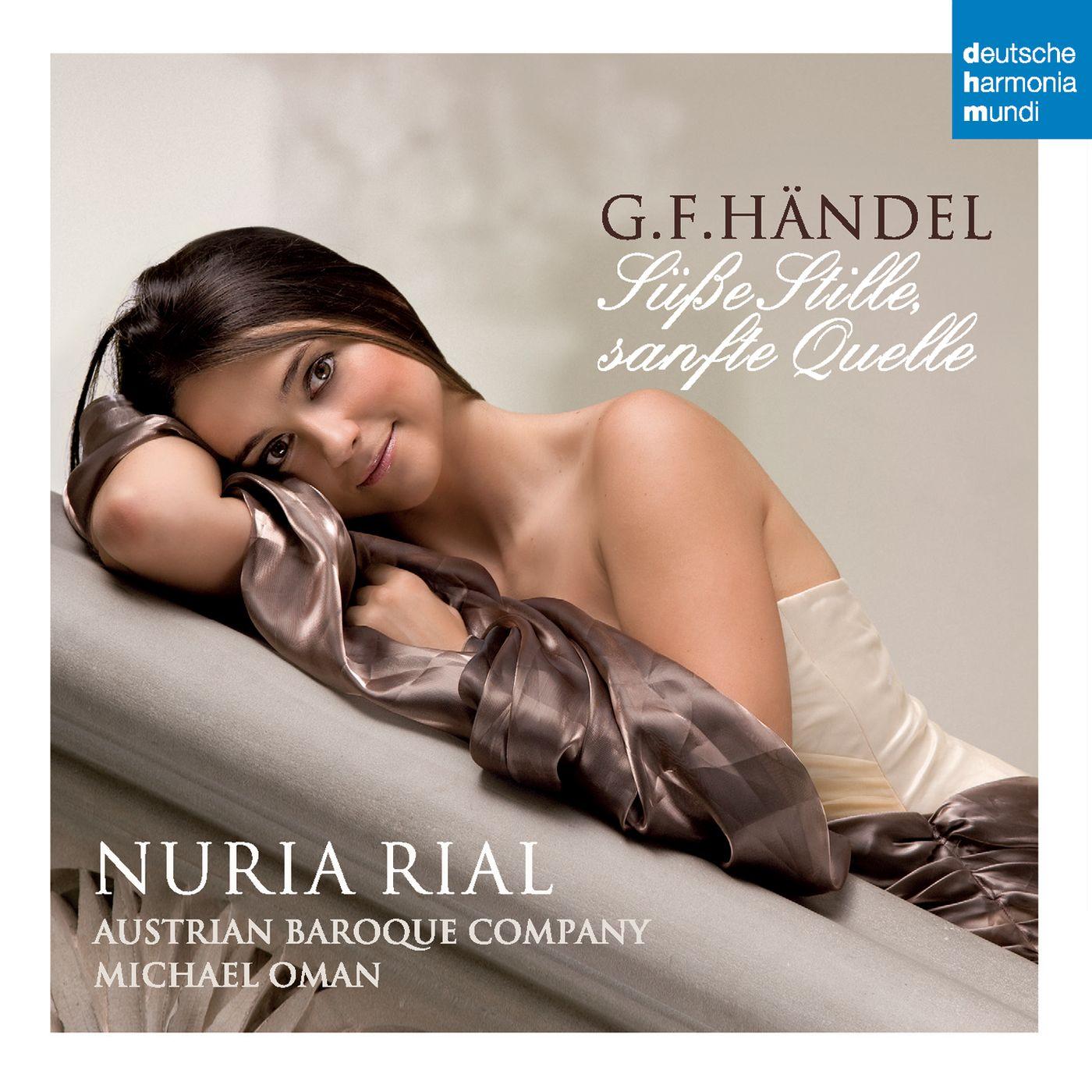 Handel - Nine German Arias & Music For The Royal Fireworks