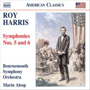 Roy Harris - Symphonies Nos. 5 and 6