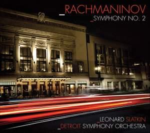 Rachmaninov - Symphony No. 2