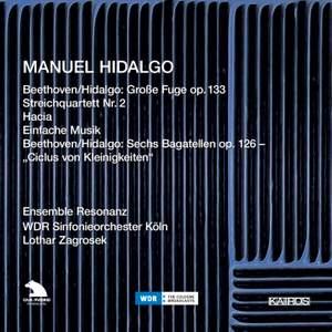Manuel Hidalgo - Hacia