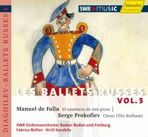Les Ballets Russes Vol. 5