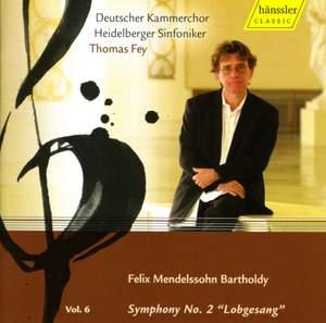 Mendelssohn - Complete Symphonies Volume 6
