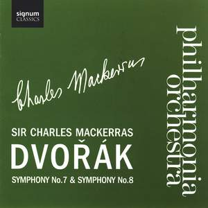 Dvorak - Symphonies Nos. 7 & 8 Product Image
