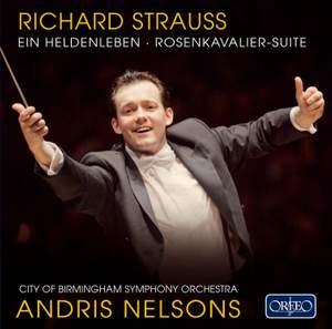 Strauss - Ein Heldenleben & Der Rosenkavalier Suite