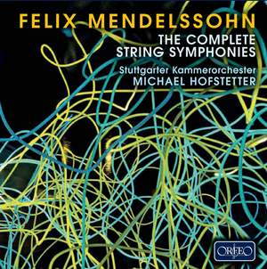 Mendelssohn: String Symphonies Nos. 1-13 Product Image