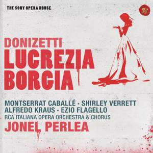 Donizetti: Lucrezia Borgia Product Image