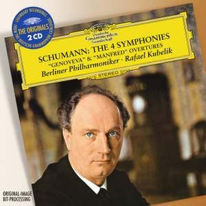 Schumann - The 4 Symphonies Product Image