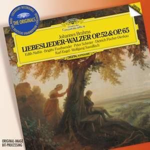 Brahms: Liebeslieder-Walzer Product Image