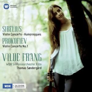 Prokofiev & Sibelius - Violin Concertos
