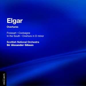 Elgar - Overtures