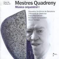 Mestres Quadreny - Música orquestral I