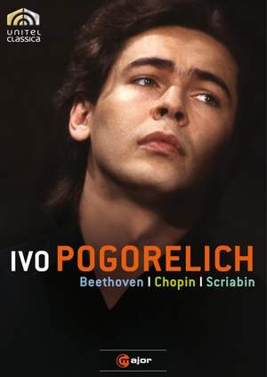 Ivo Pogorelich plays Chopin, Beethoven & Scriabin Product Image
