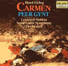 Bizet, Grieg: Carmen & Peer Gynt Suites