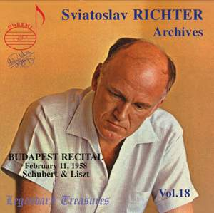 Sviatoslav Richter Archives, Volume 18