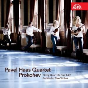 Prokofiev - String Quartets Nos. 1 & 2