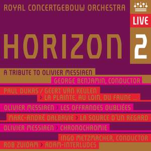 Horizon 2: A Tribute To Olivier Messiaen Product Image