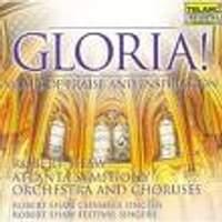 Gloria!: Music of Praise & Inspiration