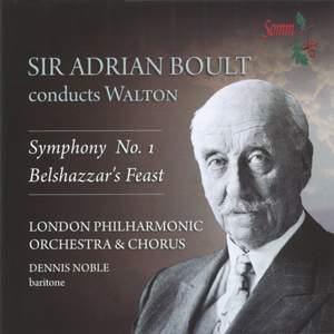Walton - Symphony in B flat minor & Belshazzar's Feast