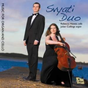 Svyati Duo - Music for Organ and Cello