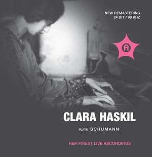 Clara Haskil plays Schumann