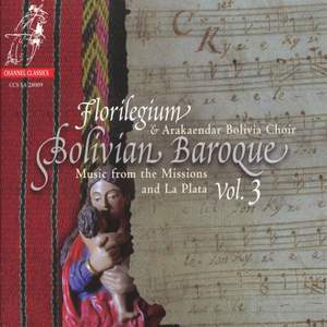 Bolivian Baroque Volume 3