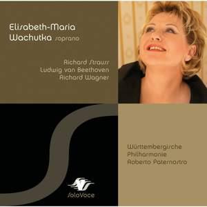 Elisabeth-Maria Wachutka - Arias