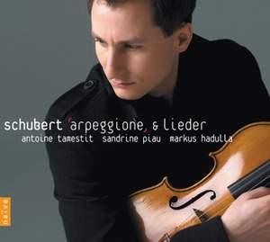 Schubert - Arpeggione Sonata & Lieder transcriptions