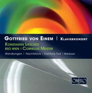 Einem - Konzert für Klavier und Orchester