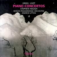 Grieg & Liszt: Piano Concertos