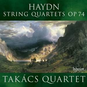 Haydn: String Quartets, Op. 74