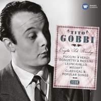 Tito Gobbi: The Complete Solo Recordings