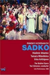 Rimsky Korsakov: Sadko (opera)