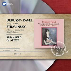 Ravel & Debussy - String Quartets