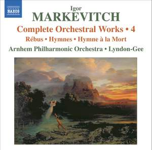 Markevitch - Complete Orchestral Works Volume 4