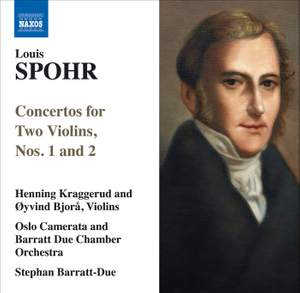 Spohr - Concertos for Two Violins, Nos. 1 and 2