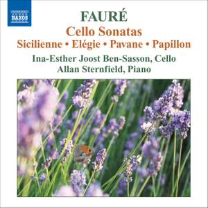 Fauré - Music for Cello and Piano