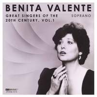 Great Singers of the 20th Century, Vol. 1