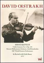 David Oistrakh Vol. 1