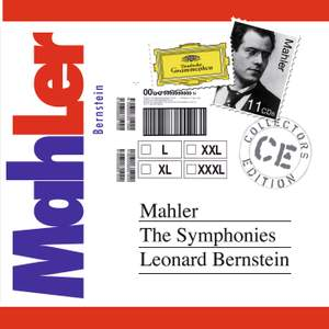 Mahler - Symphonies Nos. 1-10 Product Image