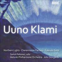 Uuno Klami - Northern Lights, Kalevala Suite & Cheremissian Fantasy