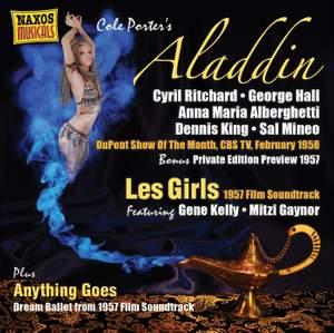 Porter - Aladdin & Les Girls