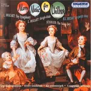Mozart - Merry Music For Children
