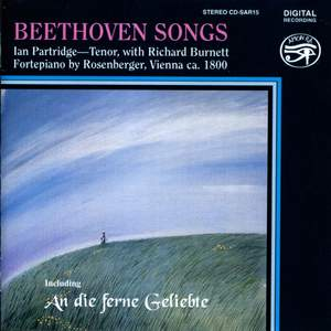 Beethoven: Songs Product Image
