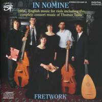 In Nomine: 16th Century English Music for Viols