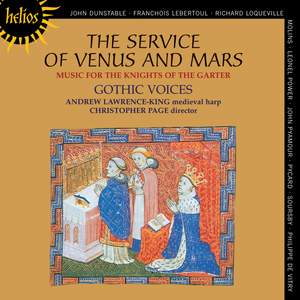 The Service of Venus and Mars Product Image