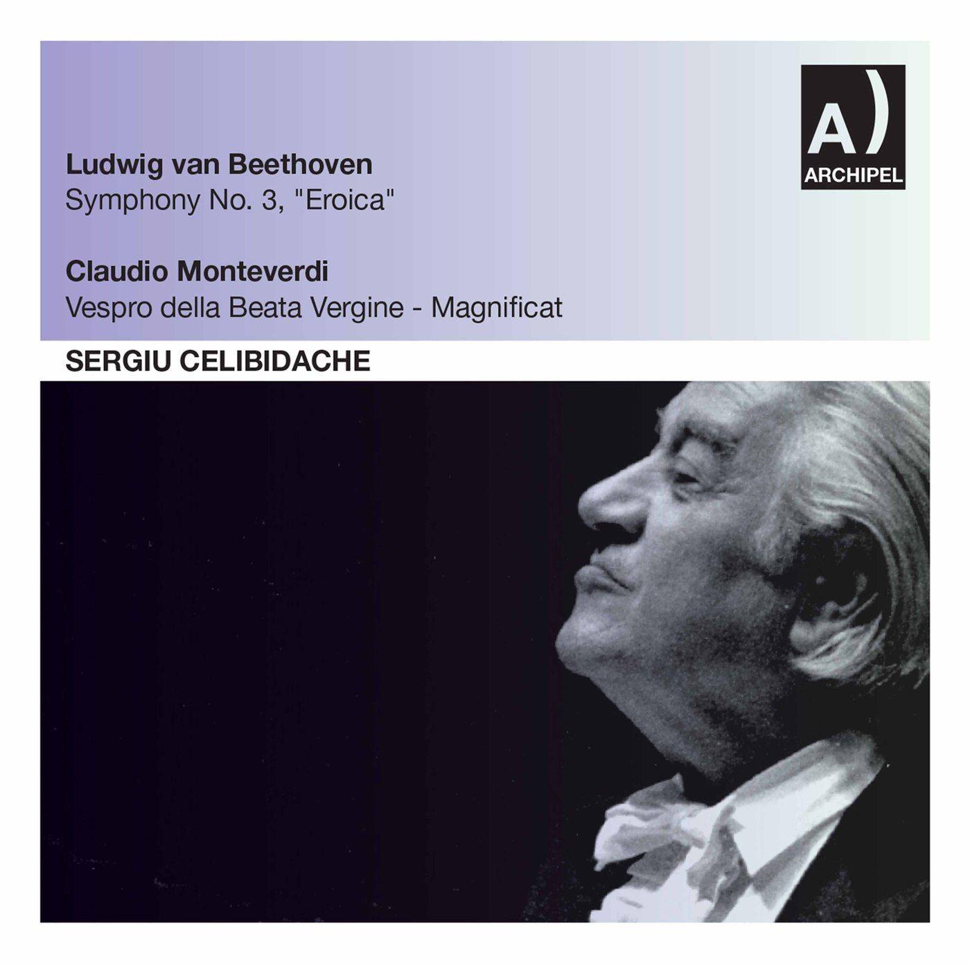 Sergiu Celibidache conducts Beethoven & Monteverdi