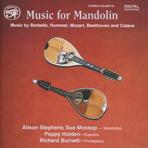 Music for Mandolin