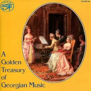 A Golden Treasury of Georgian Music